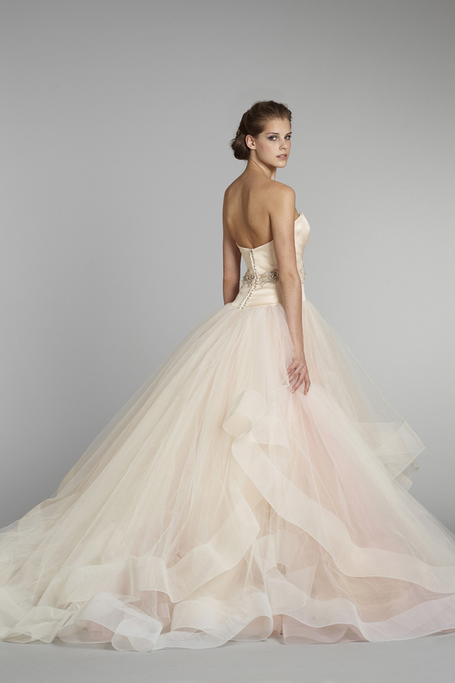 Lazaro Bridesmaid Dresses 2013 – Dresses for Woman