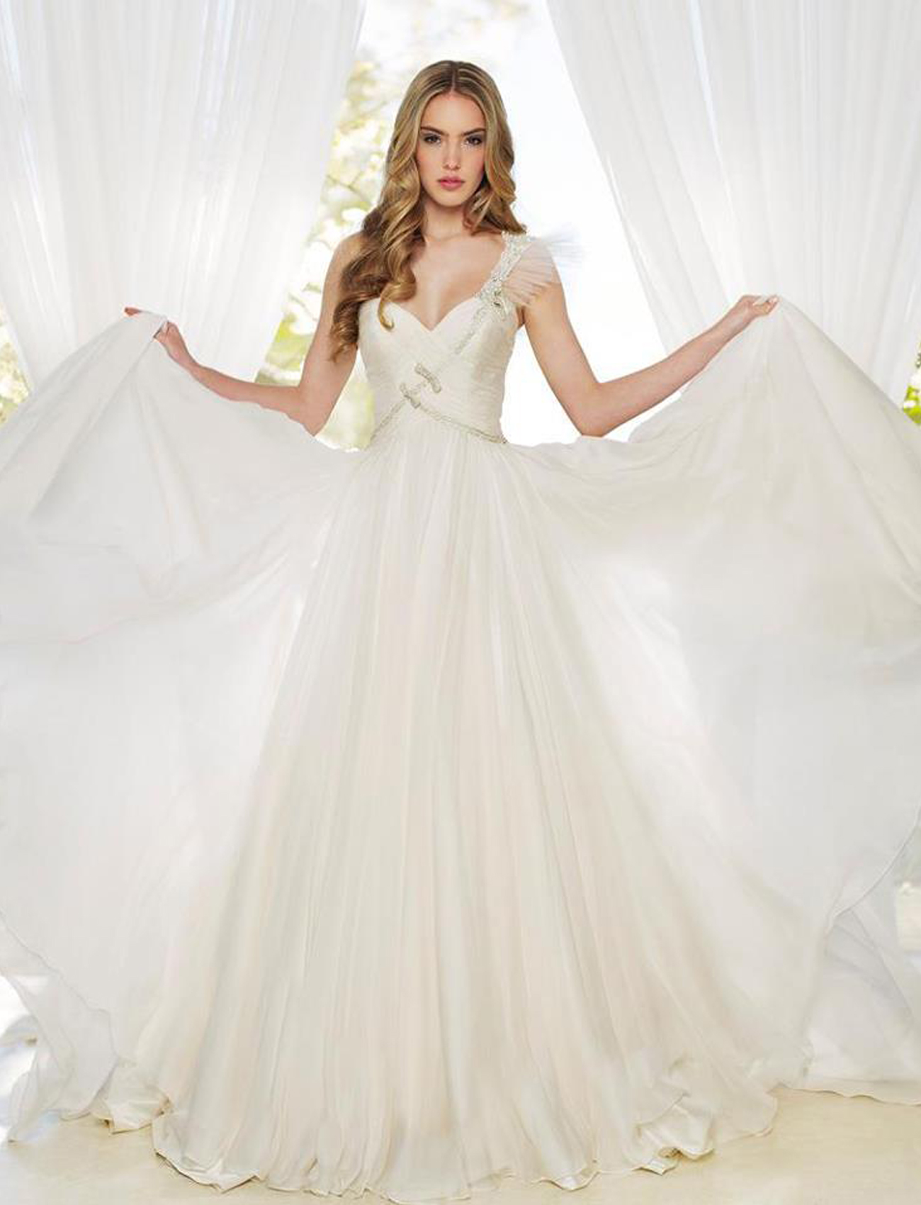 Joanne Panzarino 2012 Fall Bridal Collection
