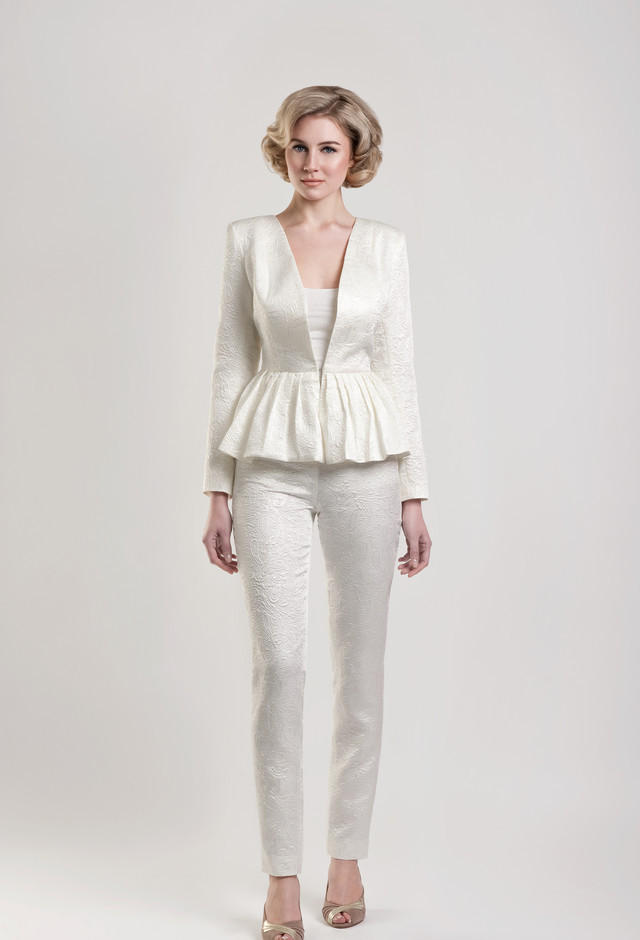 Tobi Hannah Spring 2013 Bridal Collection The Fashionbrides