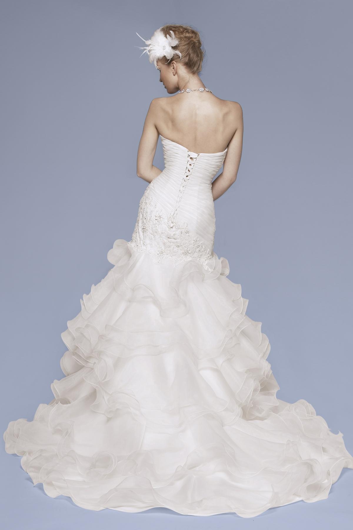 Liz Fields Spring Summer 2012 Bridal Collection I Fashionbride 39 S Weblog