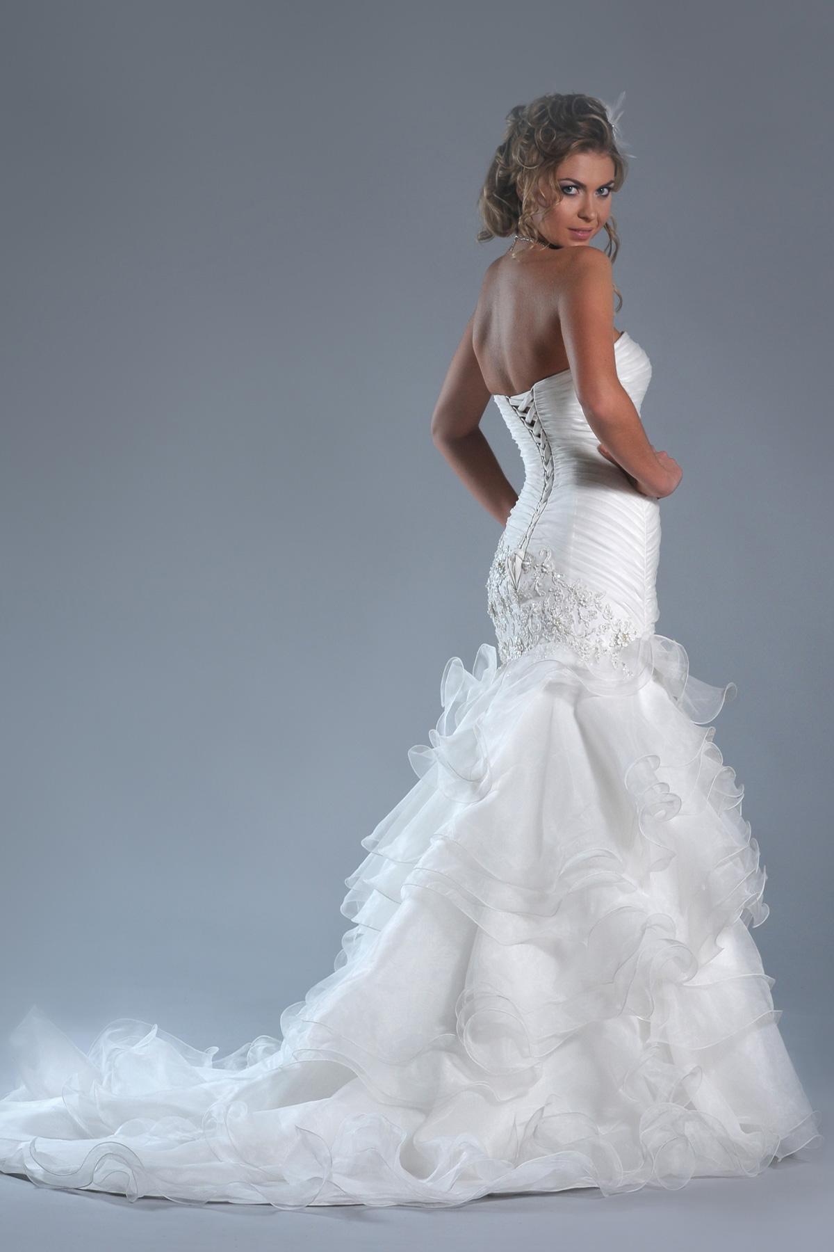 Liz Fields Spring Summer 2012 Bridal Collection IV Fashionbride 39 S Weblog
