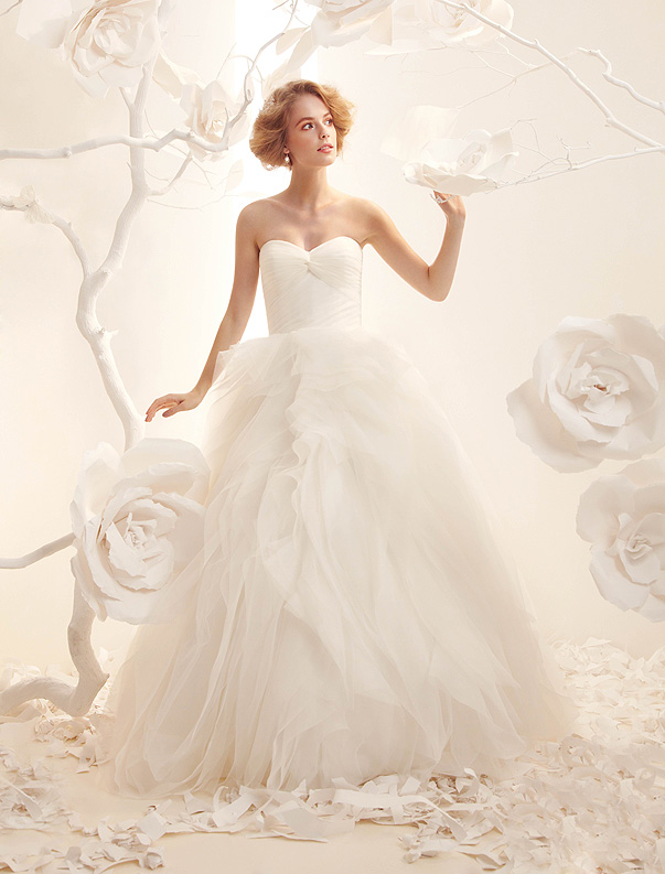 Alita Graham 2012 Spring Bridal Collection | The FashionBrides