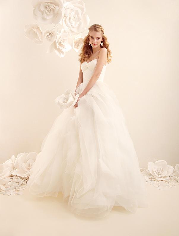Alita Graham 2012 Spring Bridal Collection   The FashionBrides