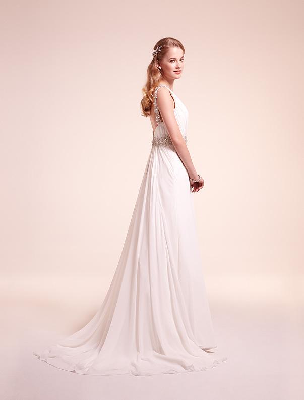 Alita Graham Wedding Dress