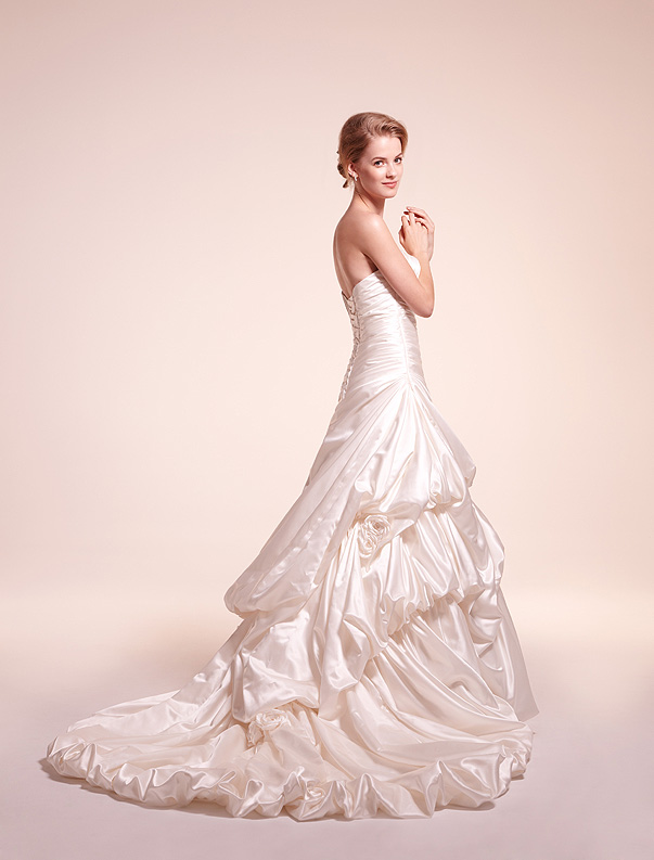 Alita Graham 2012 Spring Summer Bridal Collection | The FashionBrides