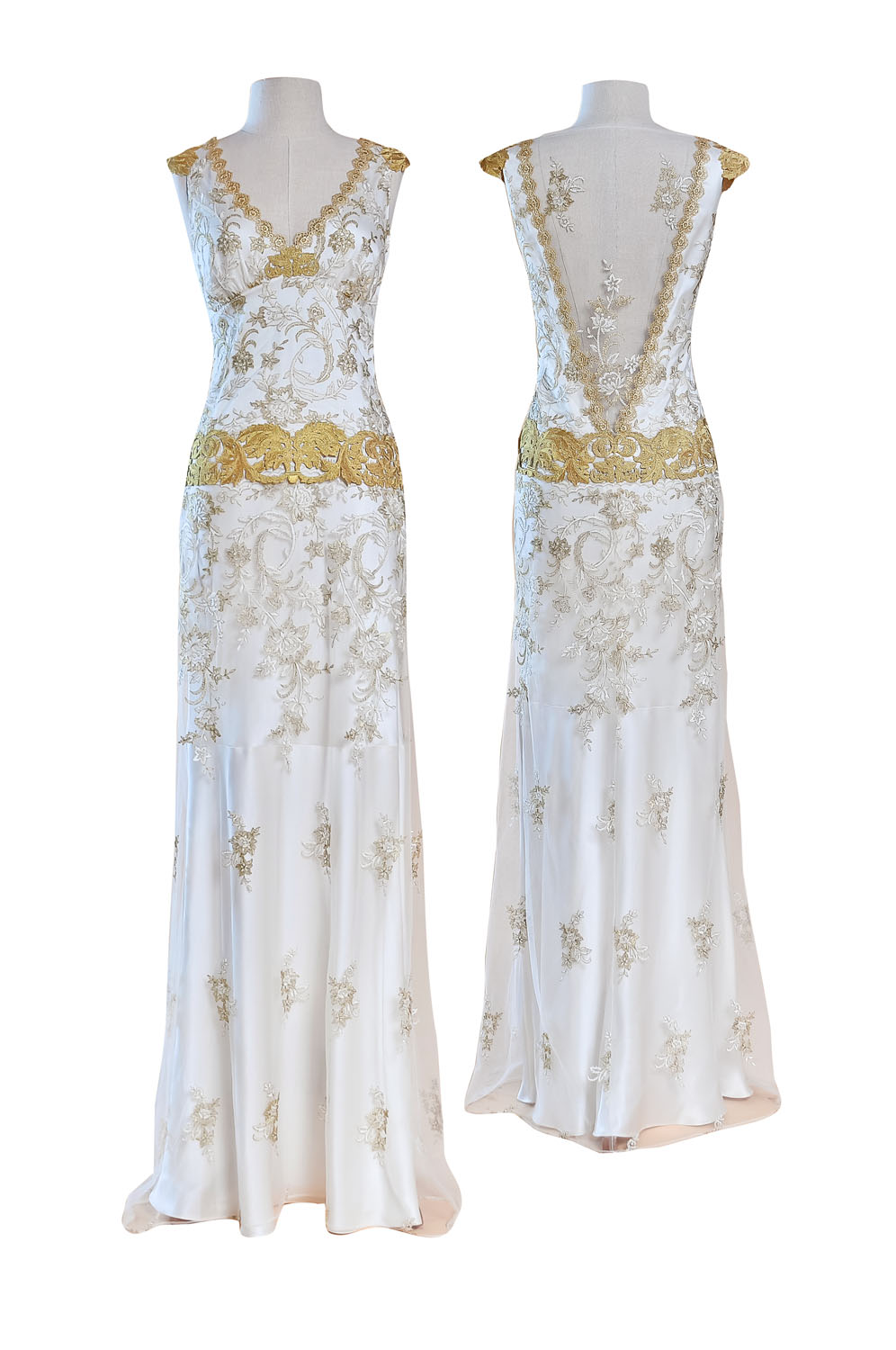 Claire pettibone 2013 spring summer bridal collection for Wedding dresses eau claire wi
