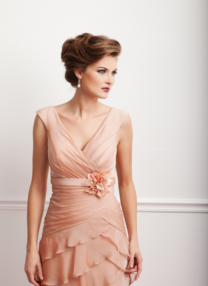 Sarah Danielle 2012 Evening Wear Collection | The FashionBrides