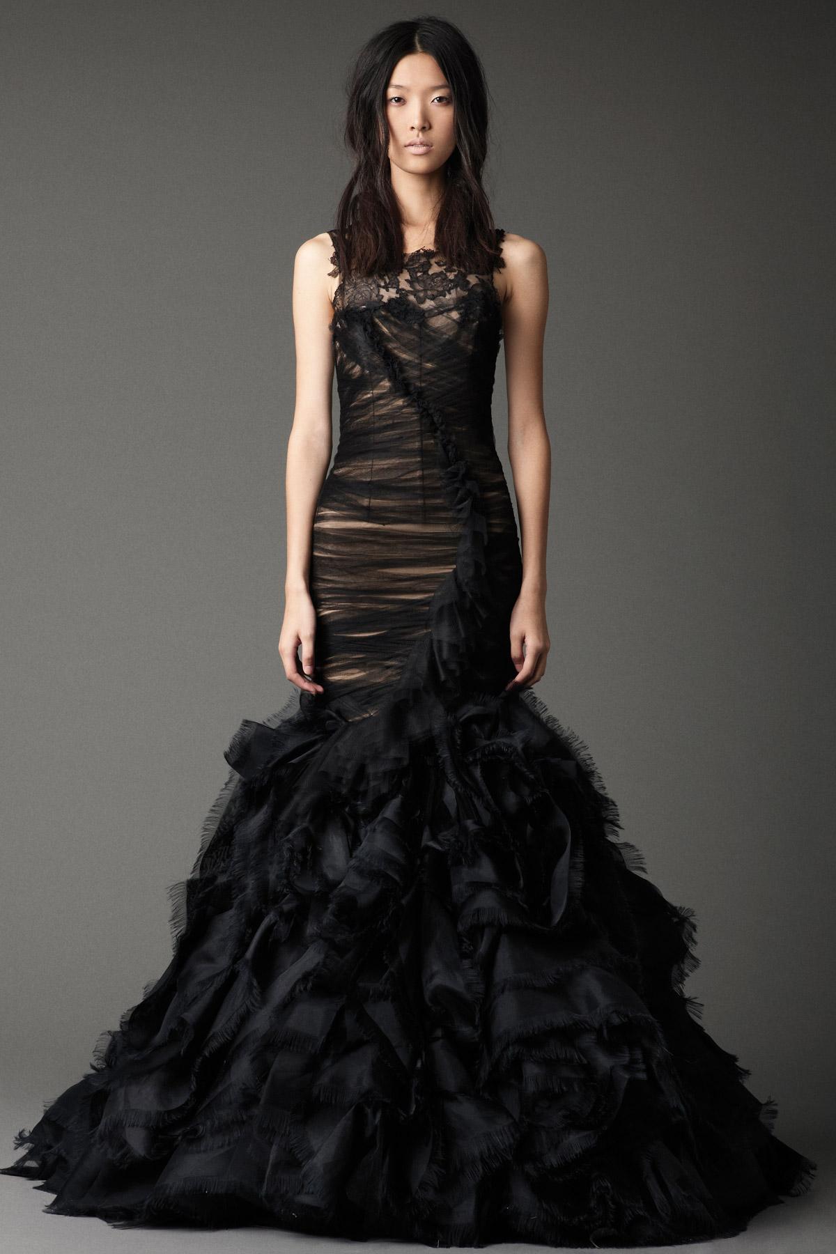 Vera Wang Fall Winter 2012 Bridal Collection | The FashionBrides