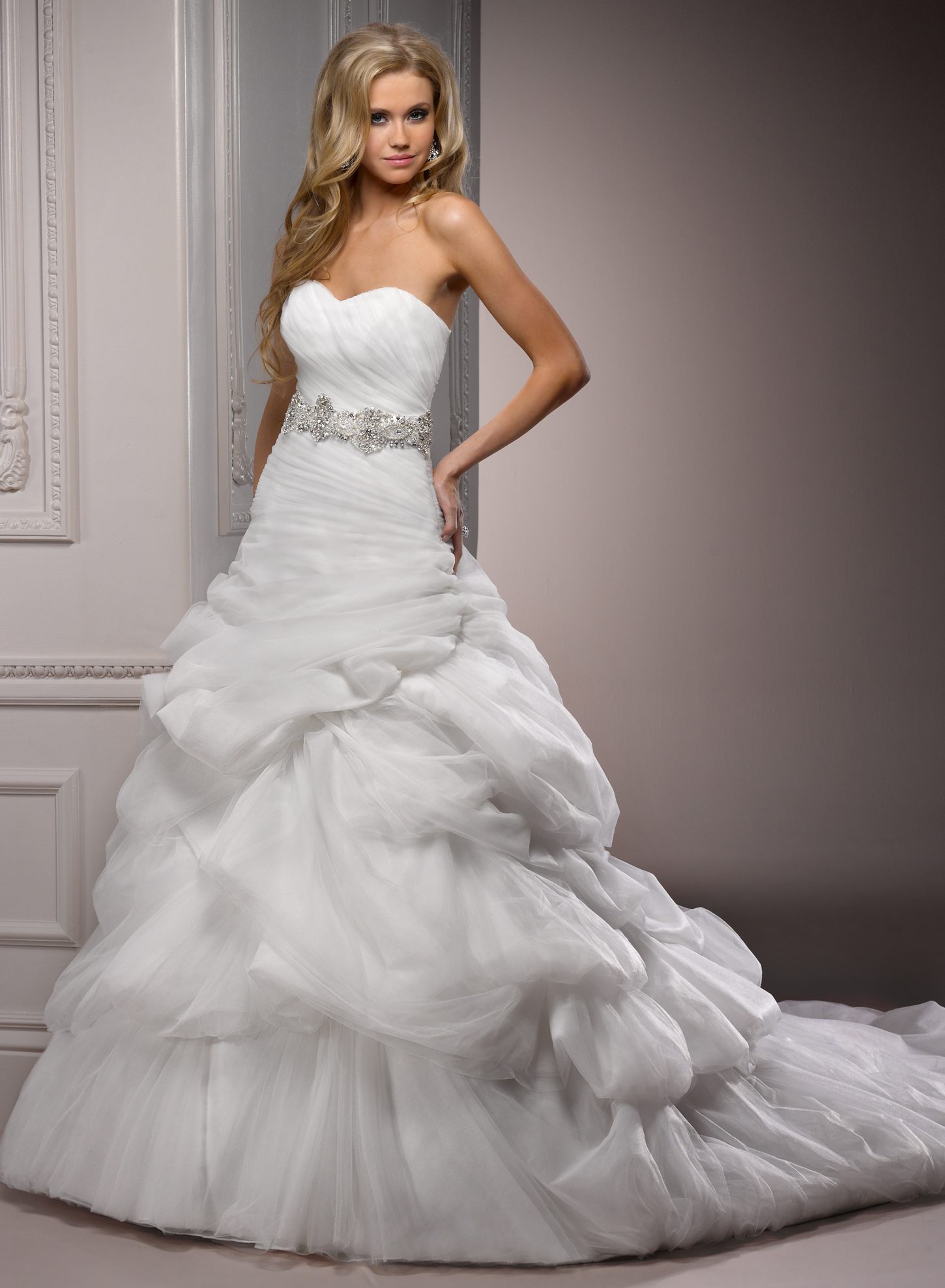 Maggie sottero bridal 2013 collection the fashionbrides for Wedding dress pictures 2013