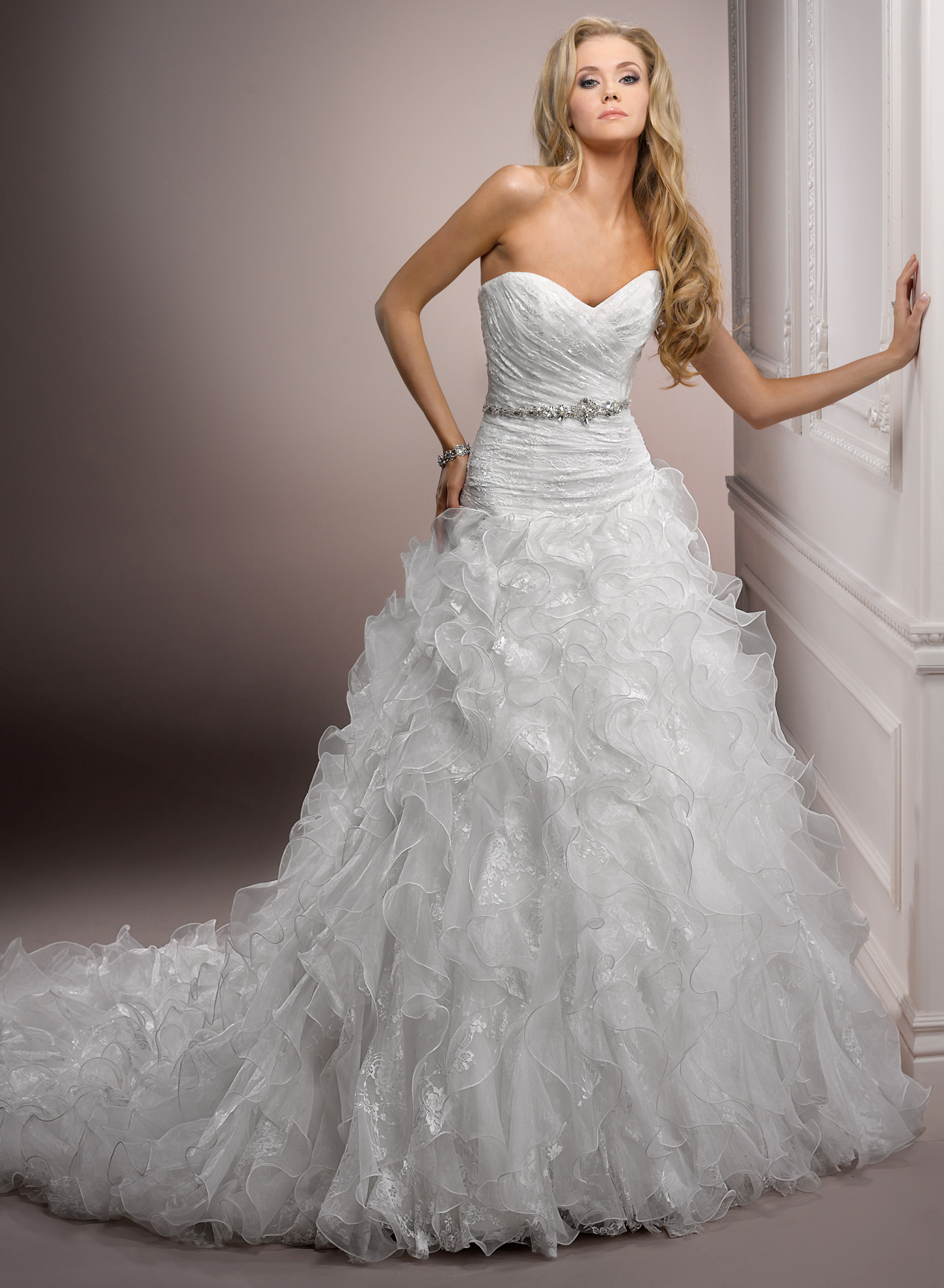 Maggie sottero bridal gowns cheap