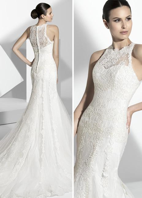 manu alvarez 2013 spring summer bridal collection | the fashionbrides