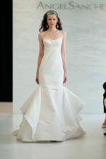 ANGEL SANCHEZ SS13 BRIDAL NEW YORK 4/16/2012