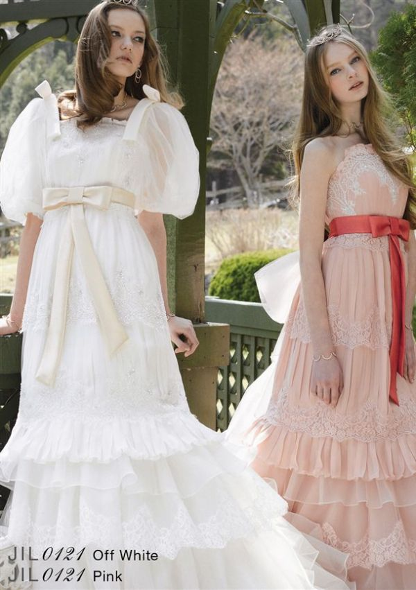 Jill Stuart 2013 Bridal Collection   The FashionBrides