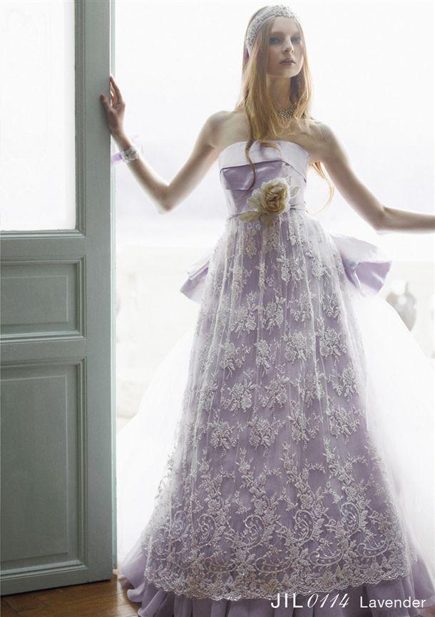 Jill Stuart 2013 Spring Bridal Collection | The FashionBrides