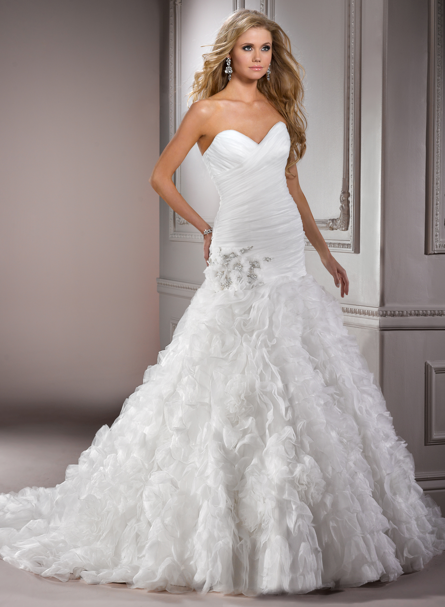 Maggie Sottero Spring 2013 Bridal Collection II