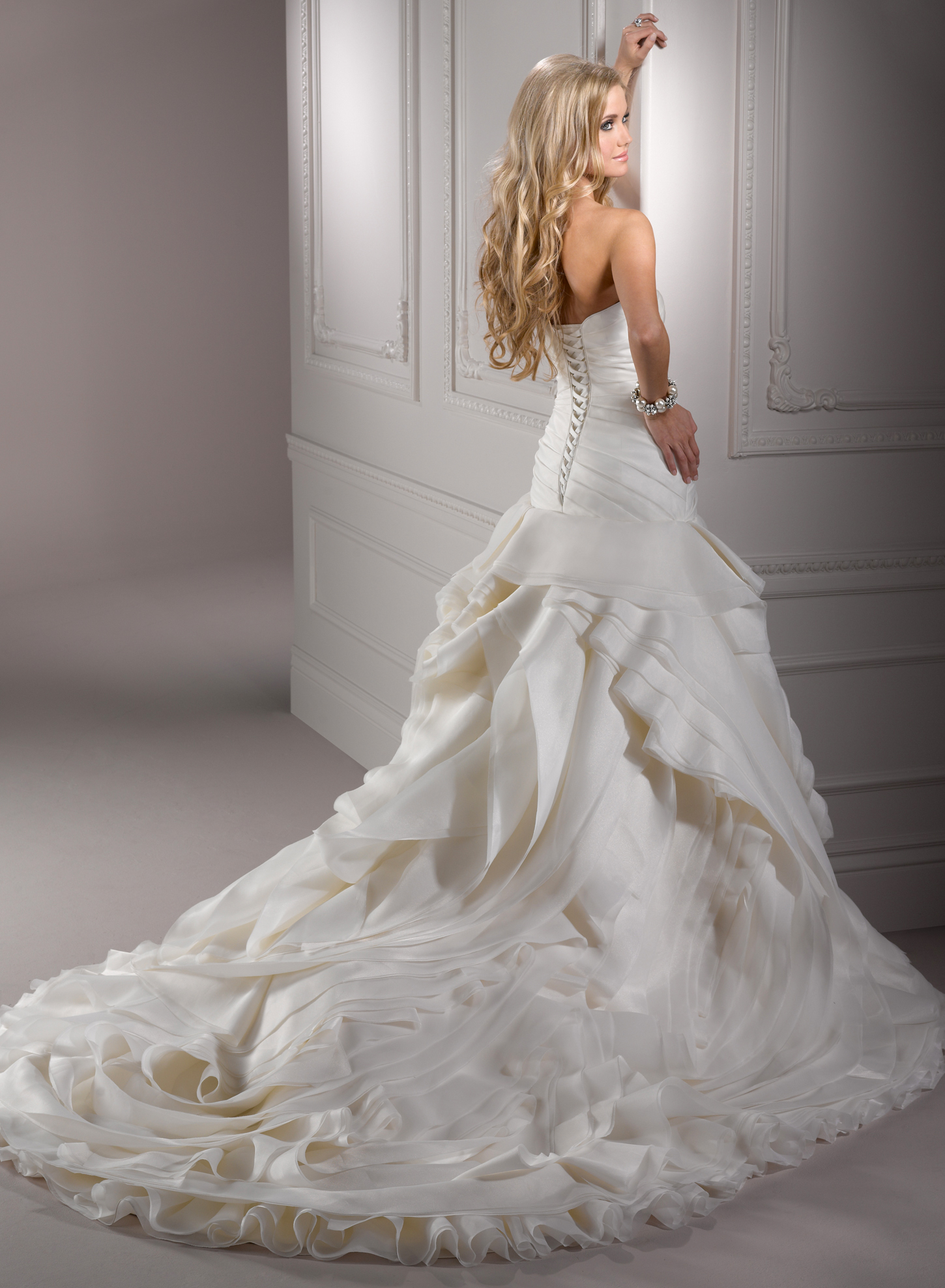 Maggie sottero spring 2013 bridal collection iii the for Maggie sottero couture wedding dress