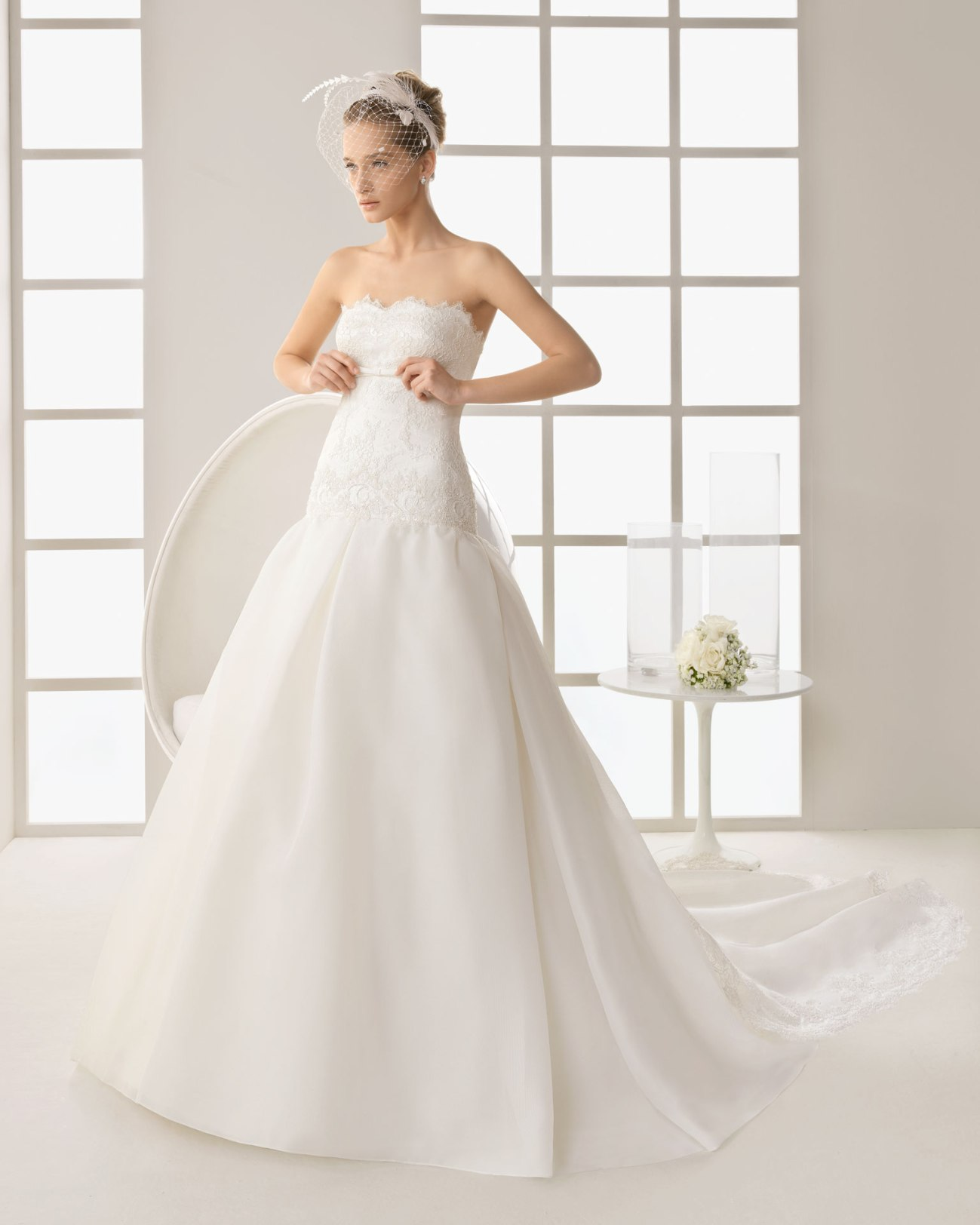 7e2209c0b8 Two by Rosa Clara 2013 Bridal Spring Preview Collection – The ...