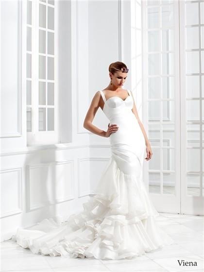 Vicky Martín Berrocal 2013 Bridal Collection: moda ...