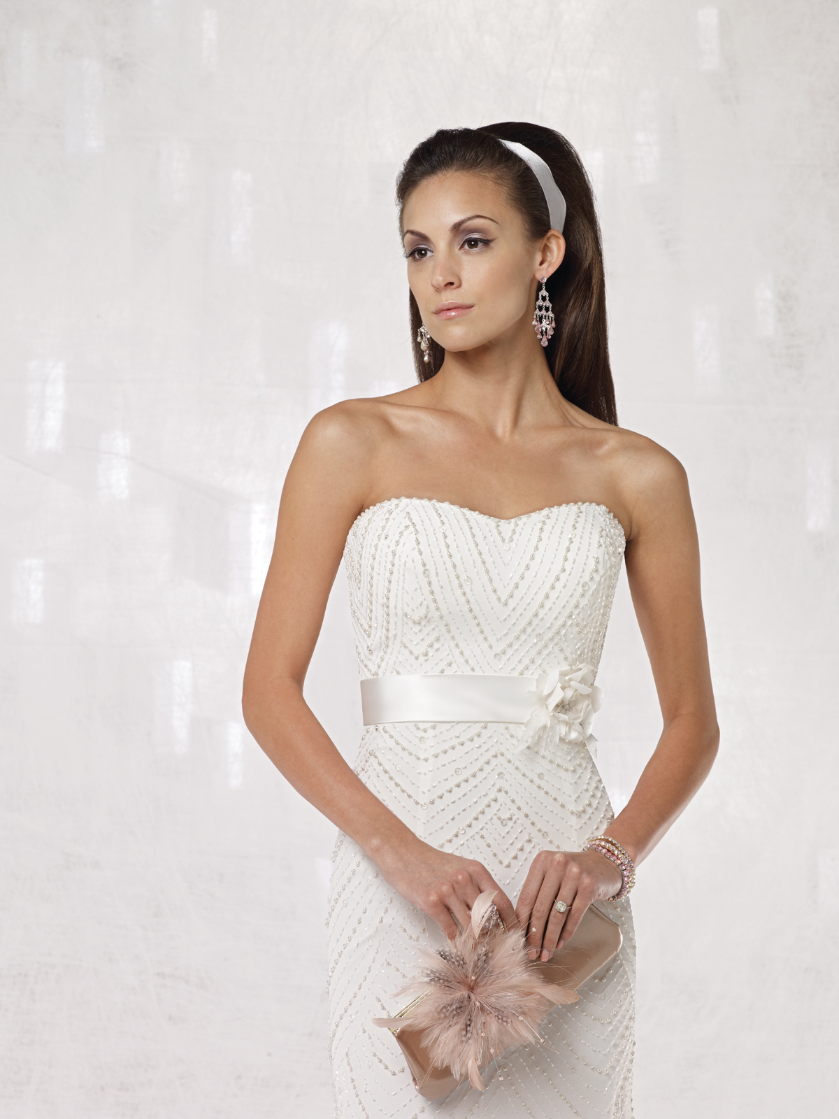 Kathy Ireland Fall 2012 Bridal Collection The Fashionbrides