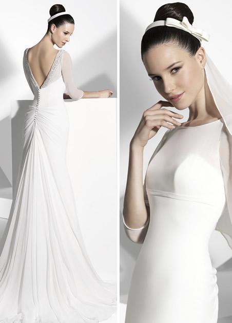 Suknie ślubne Kolekcja 2013 Śliczne Suknie Od Franc