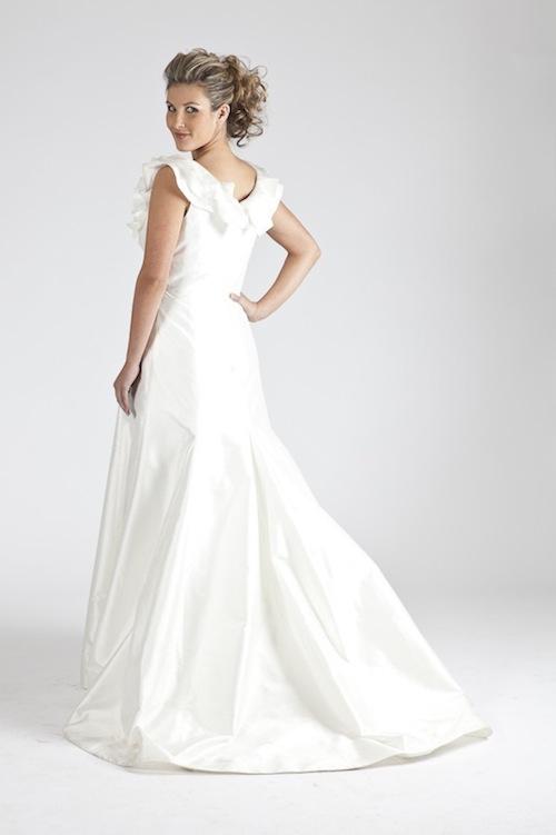 Lynn Lugo 2012 White Bridal Collection | The FashionBrides