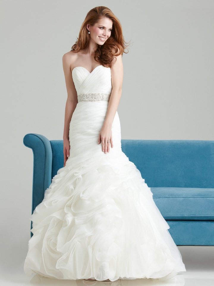 Allure Romance 2013 Spring Bridal Collection | The FashionBrides
