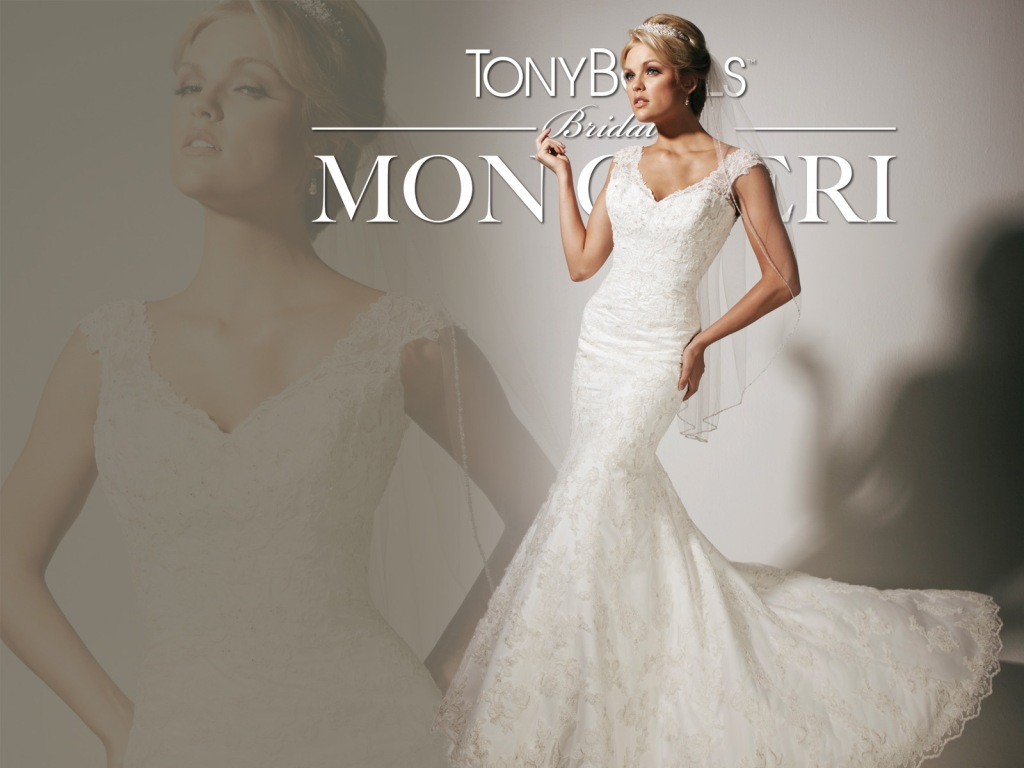 Tony Bowls Spring Bridal 2013 Collection | The FashionBrides