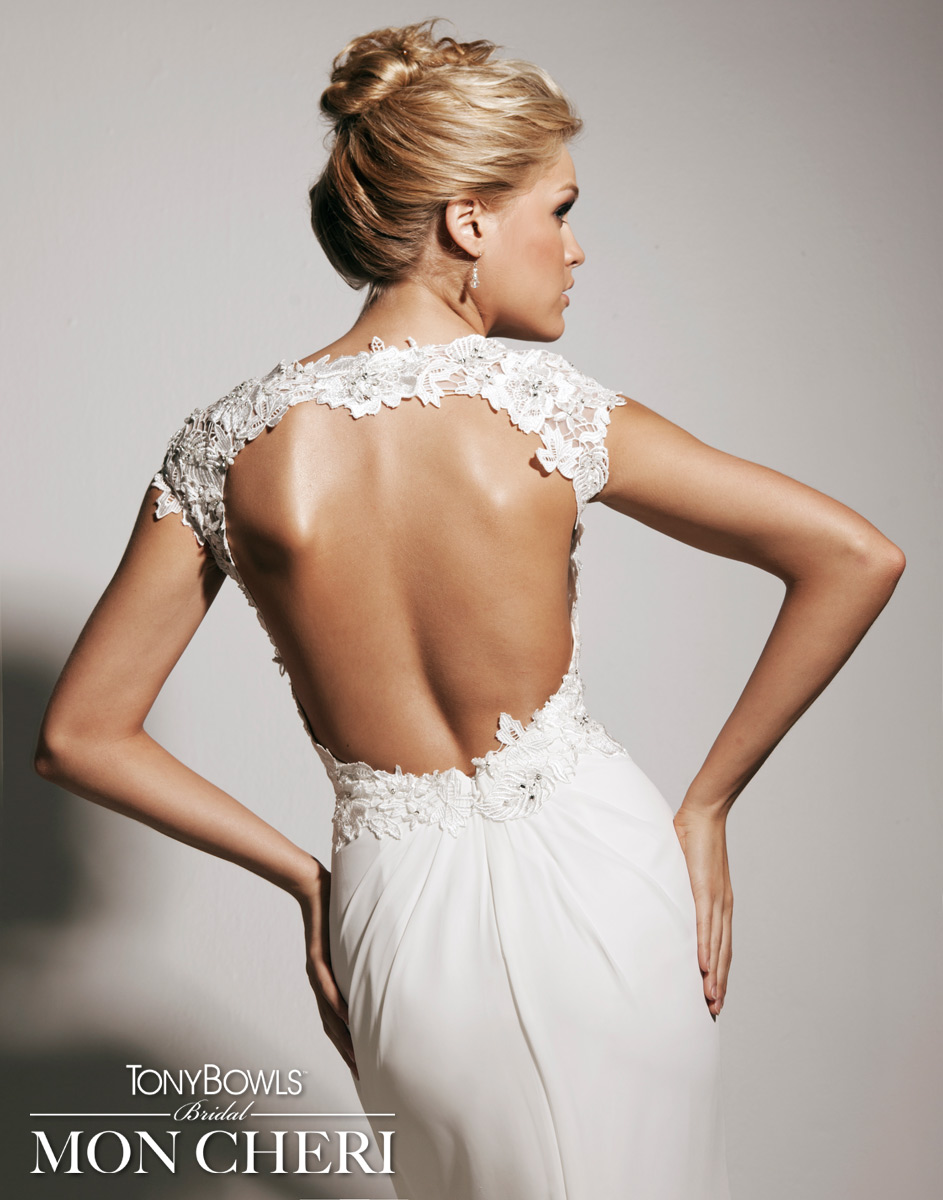 Tony Bowls Bridal Spring 2013 Collection The Fashionbrides