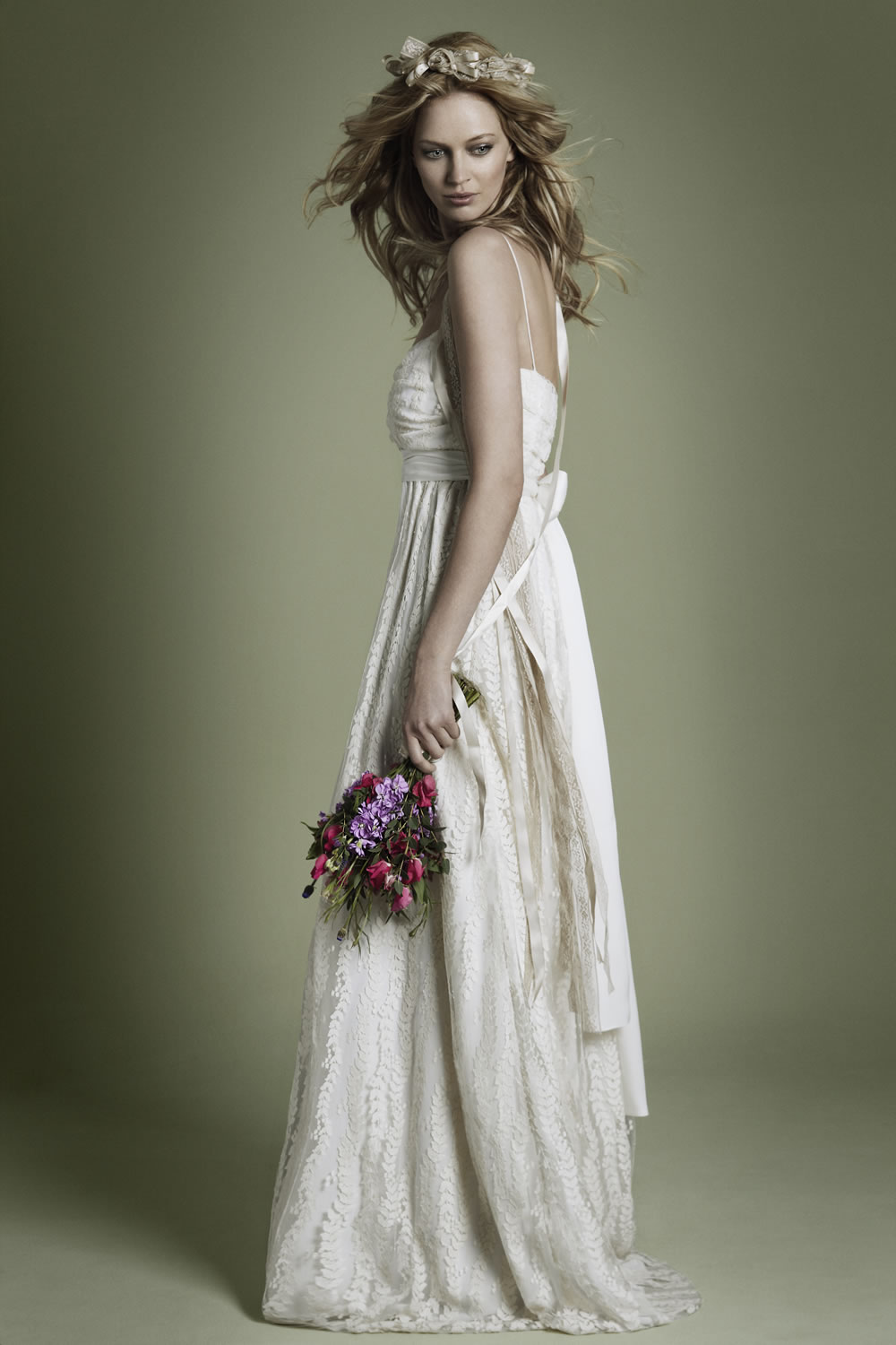 The Vintage Wedding Dress Company 2013 Spring Bridal Collection ...