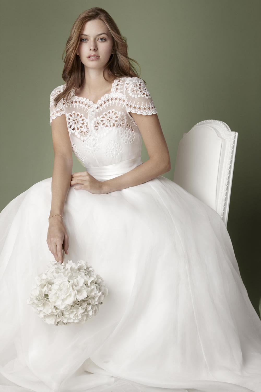 Wedding Dress Vintage Collection : The vintage wedding dress company spring collection