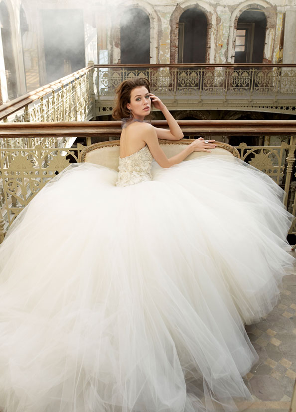 Tips&Tricks: Wedding Gown Materials 4 – Tulle | The FashionBrides