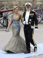 Swedish Royal Wedding - Stockholm