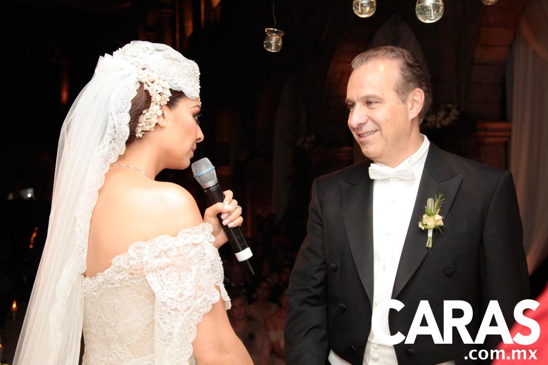 Yadhira Carrillo and Juan Collado (7)   The FashionBrides Yadhira Carrillo 2013