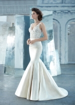 lazaro-bridal-silk-faced-satin-trumpet-gown-sheer-jewel-encrusted-v-neck-crystal-natural-chapel-train-3314_zm