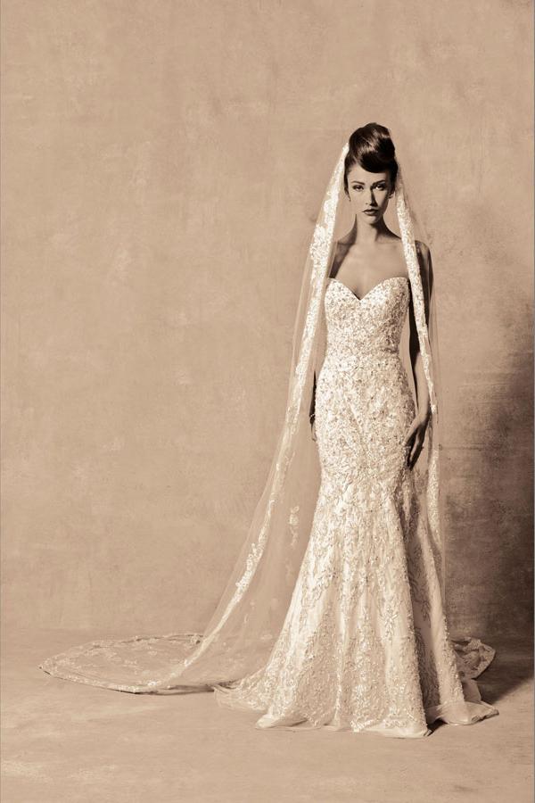 Glamorous Mermaid Wedding Dresses The