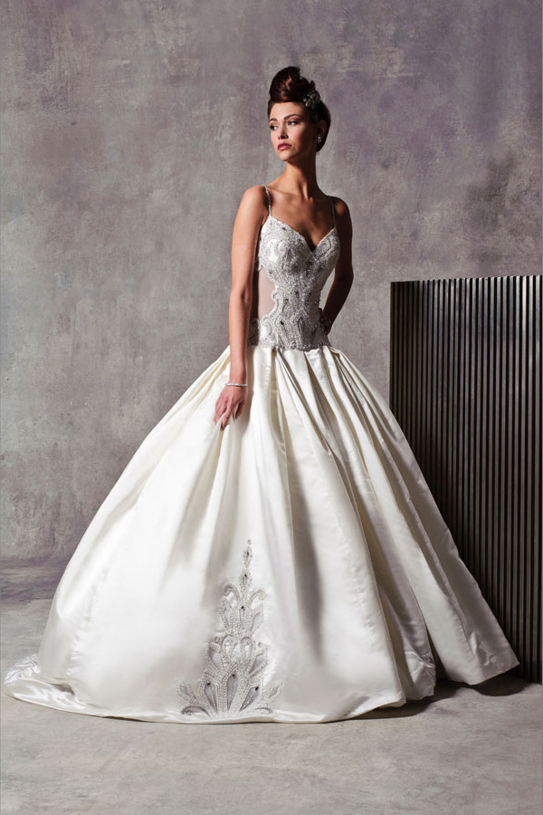 Stephan Yearick 2013 Bridal Collection   The FashionBrides