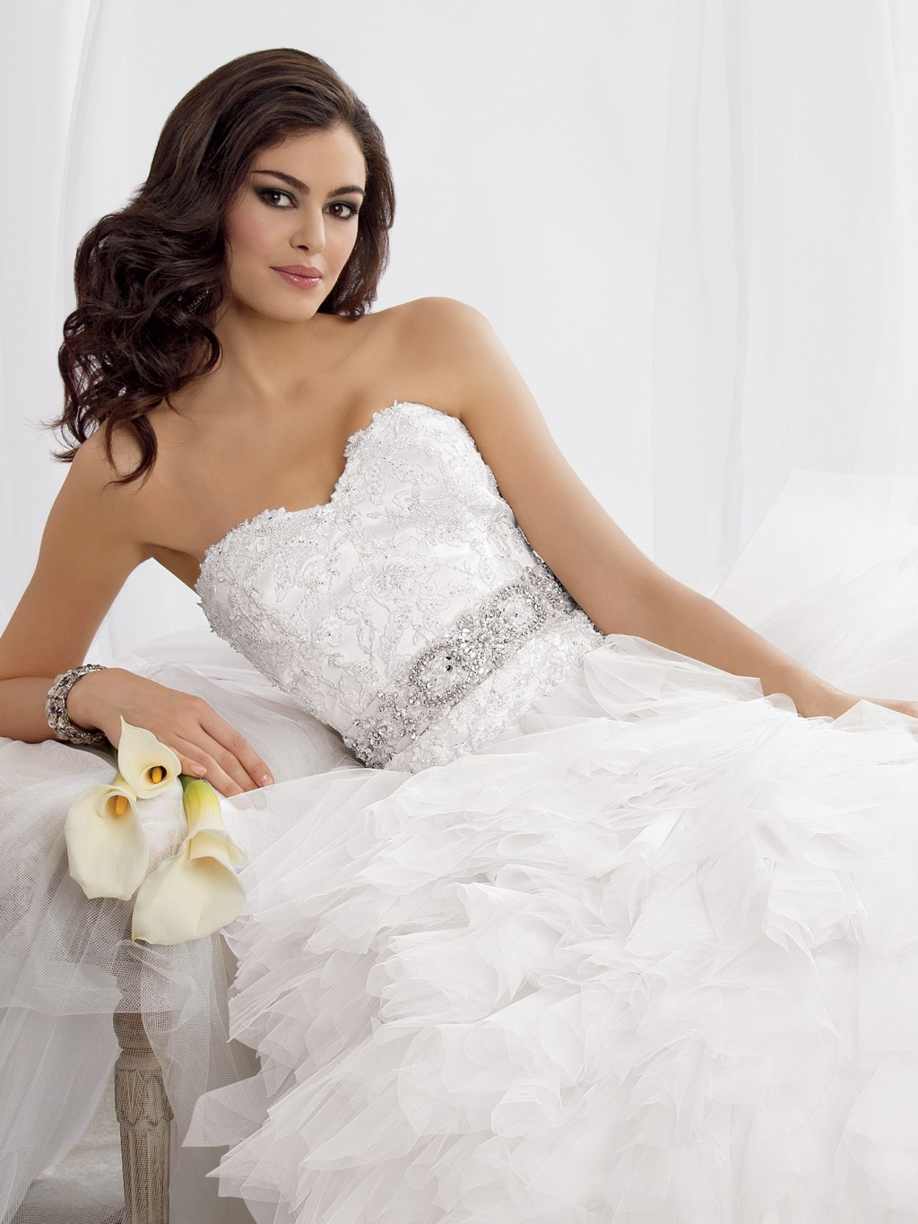 The reflections by jordan 2013 spring bridal collection the the reflections by jordan line of wedding gowns has an alluring feminine style for every bride each reflections wedding dress is sewn to perfection with ombrellifo Choice Image