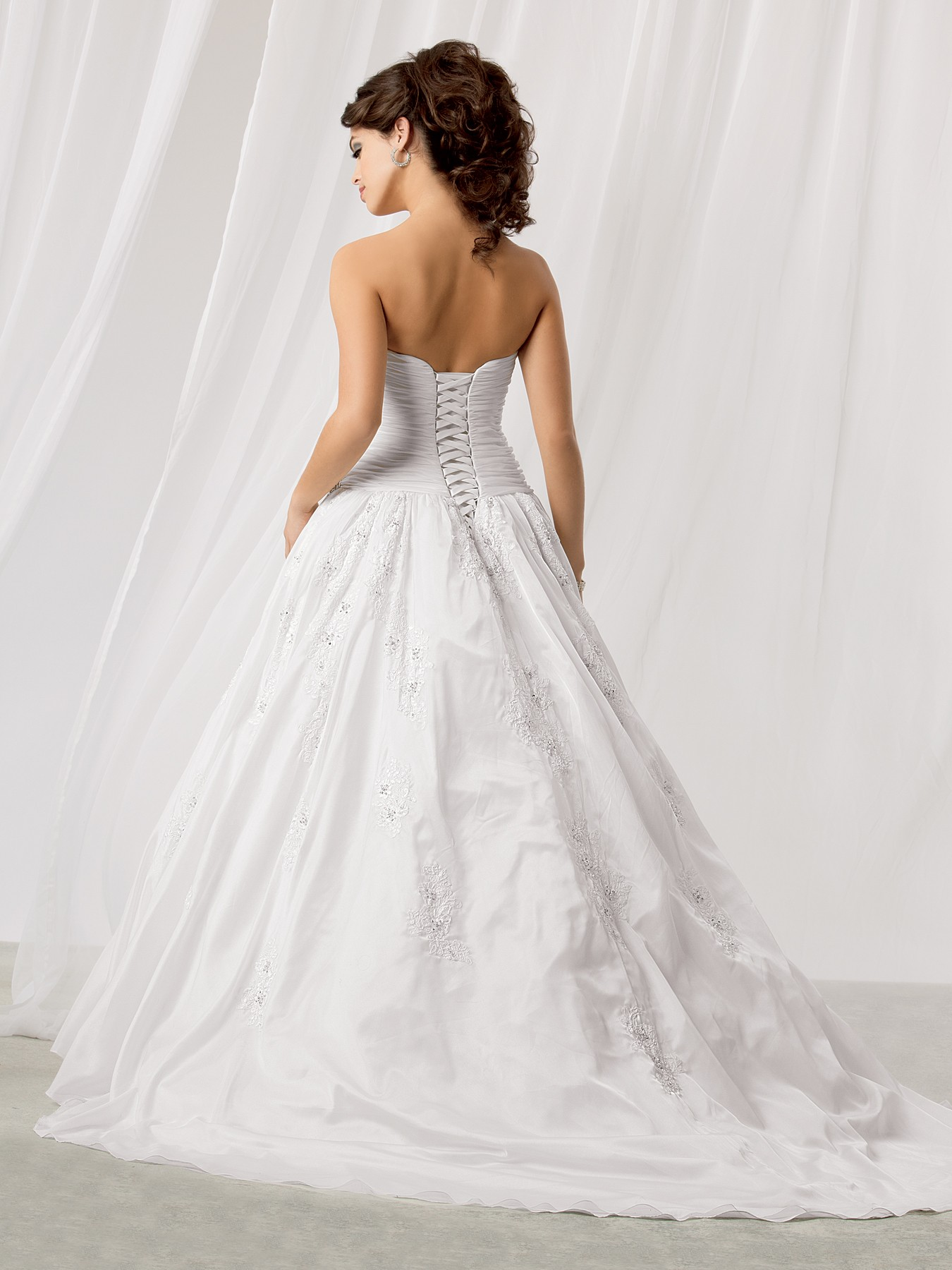 Reflections by Jordan 2013 Spring Bridal Collection