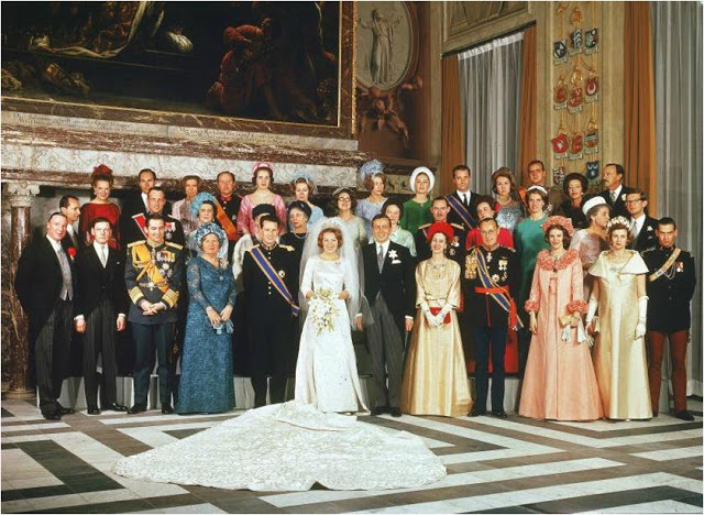 Royal Bride: Princess Beatrix Of The Netherlands And Claus
