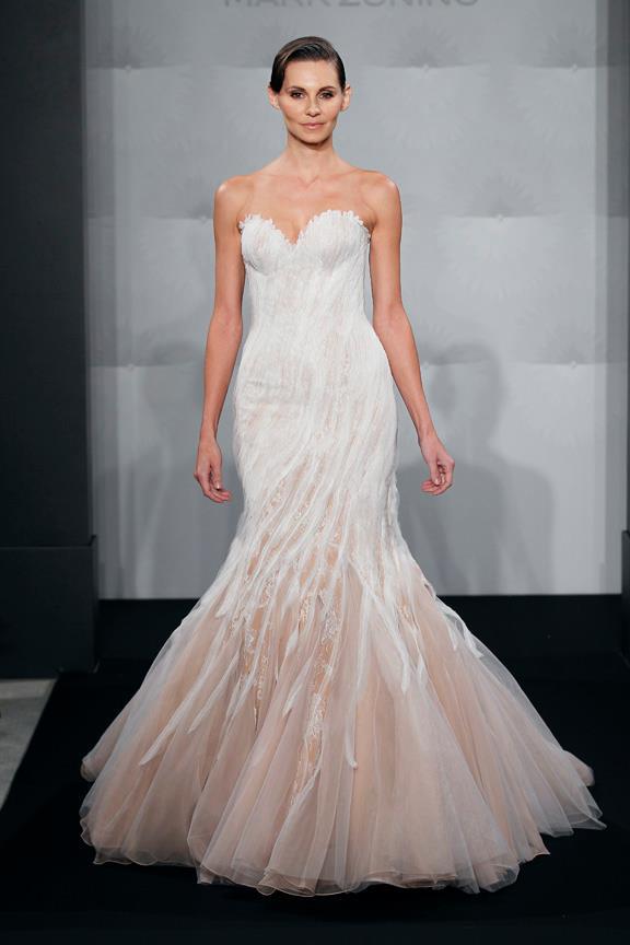 Mark Zunino Spring 2013 Bridal Collection | The FashionBrides