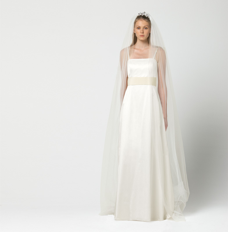 Preferenza Max Mara 2014 Spring Bridal Collection | The FashionBrides AR14