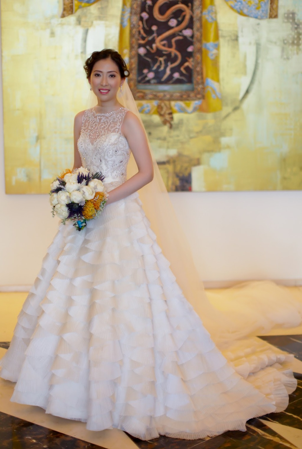 Veluz Reyes Classic Brides Collection | The FashionBrides
