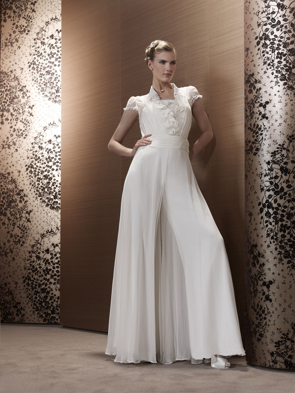 Pronuptia Bridal 2013 Spring Collection | The FashionBrides