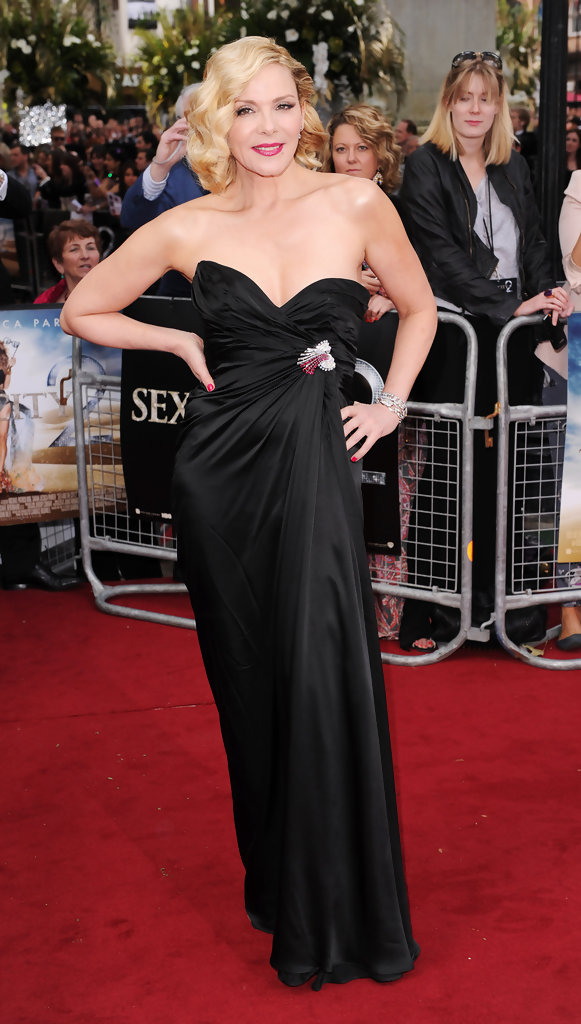 FashionBride Icon: Kim Cattrall
