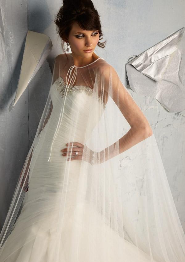 blu bridal gown (25)