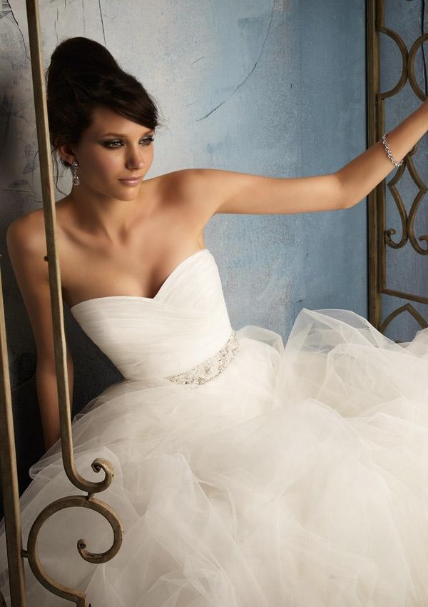 blu bridal gown (40)