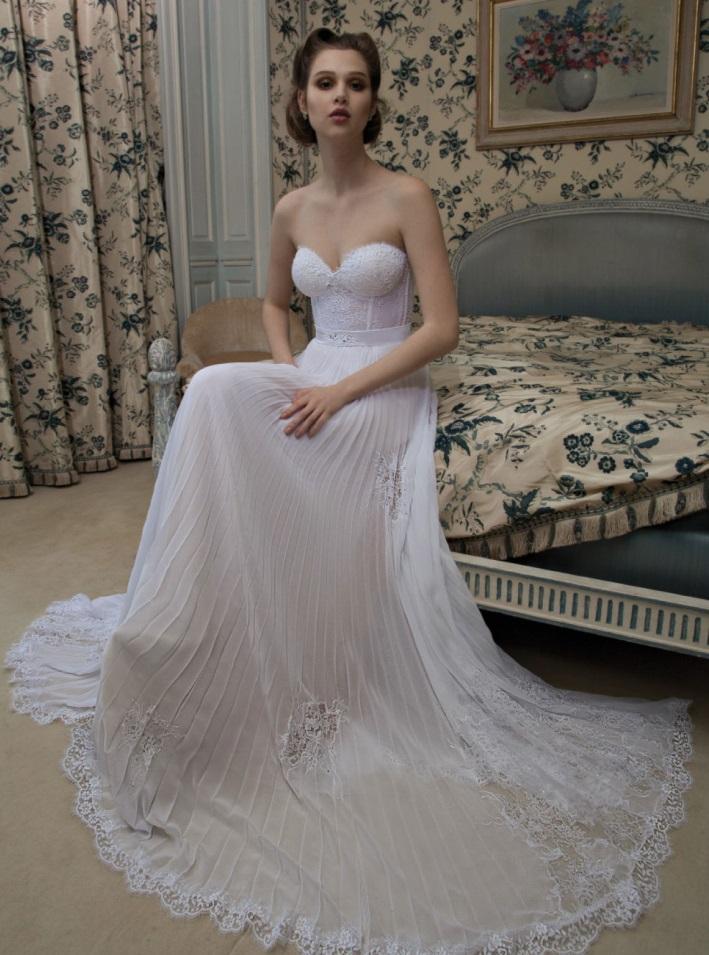 Inbal dror 2013 spring bridal collection i the for Israeli wedding dress designer inbal dror