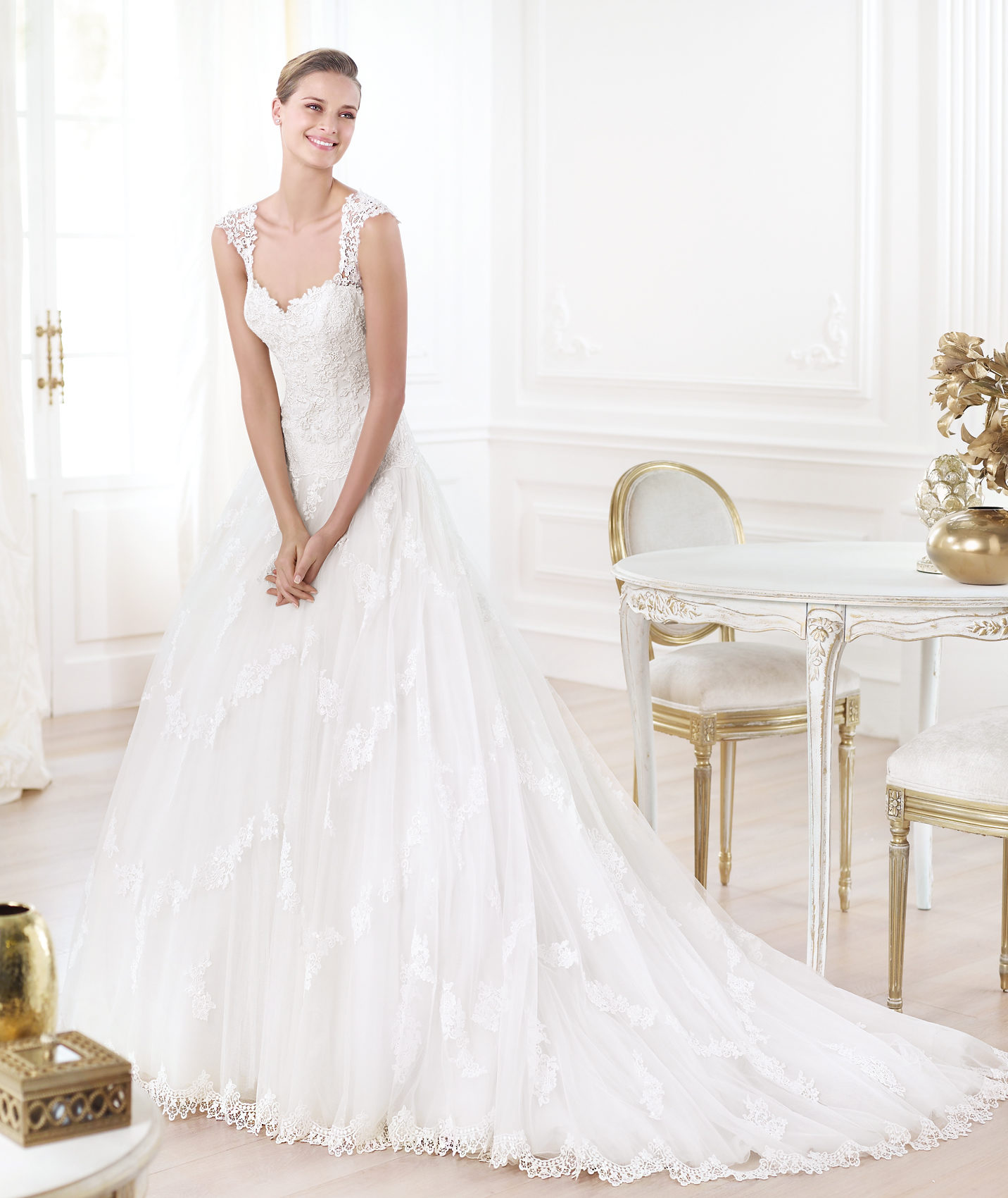 Pronovias 2014 Spring Glamour Preview Collection | The FashionBrides