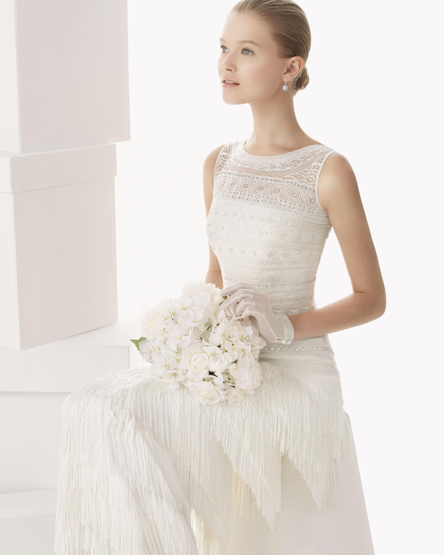 Rosa Clara 2014 Spring Bridal Collection (III) – The ...