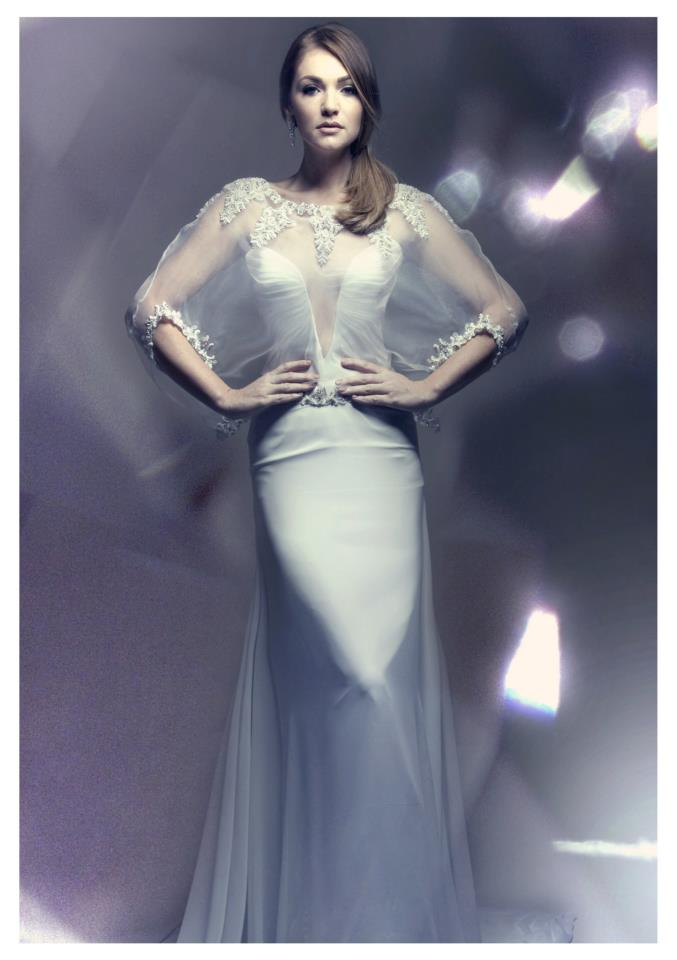 Orkalia haute couture 2013 fall bridal collection the for Haute couture clients
